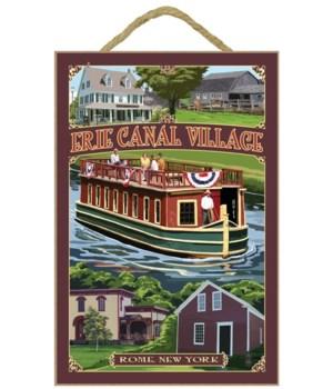 Erie Canal Village, New York Views - Lan