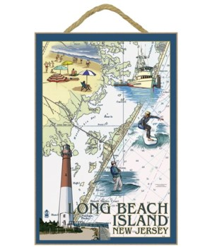 Long Beach Island, New Jersey - Nautical