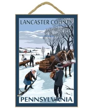Lancaster County, Pennsylvania - Firewoo