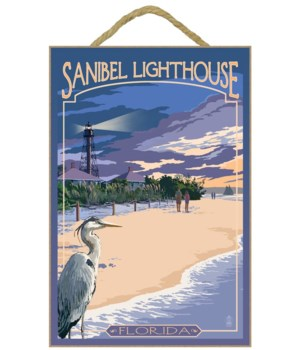 Sanibel Lighthouse - Sanibel, Florida -