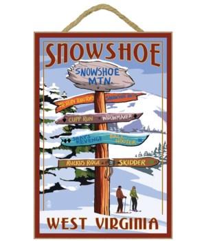 Snowshoe, West Virginia - Destination Si