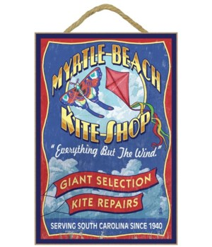 Myrtle Beach, South Carolina - Kite Shop
