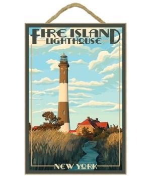 Fire Island Lighthouses - Captree Island