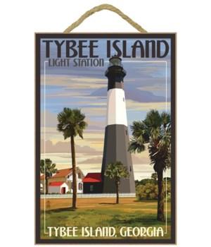 Tybee Island Light Station, Georgia - La