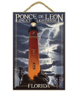 Ponce De Leon Inlet Lighthouse, Florida