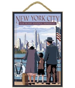 Ellis Island National Monument - New Yor