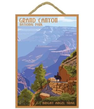 Grand Canyon National Park - Bright Ange