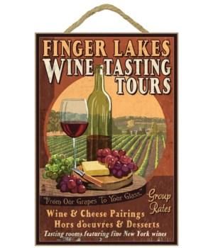 Finger Lakes, New York - Wine Tasting Vi