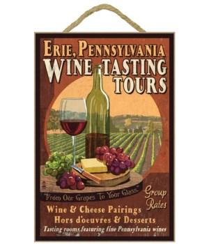 Erie, Pennsylvania - Wine Tasting Vintag