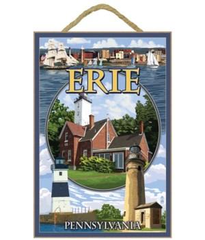 Erie, Pennsylvania - Montage Scenes - La