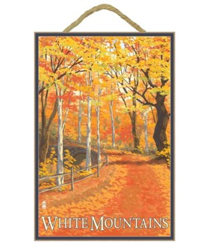 White Mountains, New Hampshire - Fall Co