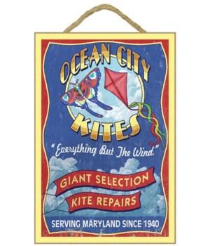 Ocean City, Maryland - Kite Shop Vintage