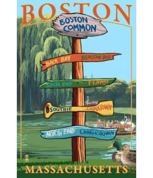Boston, Massachusetts - Neighborhoods Si