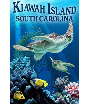 Kiawah Island, South Carolina - Sea Turt