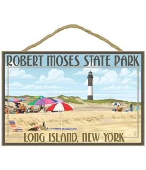 Robert Moses State Park, Long Island, Ne