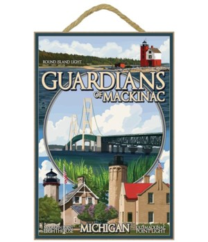 Guardians of Mackinac, Michigan - Montag
