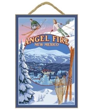 Angel Fire, New Mexico - Winter Scenes M