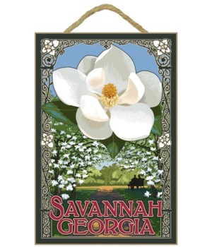 Single White MagFlia - Savannah, Georgi