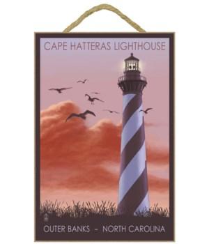 Cape Hatteras Lighthouse - north Carolin