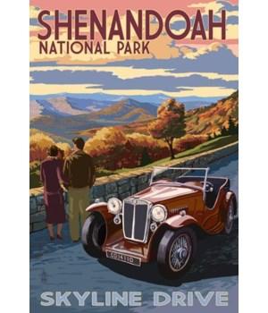 Shenandoah Nat'l Park - Skyline Drivel