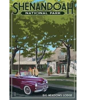Shenandoah Nat'l Park -Big Meadows Lodge