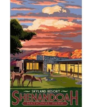 Shenandoah Nat'l Park - Skyland Resort