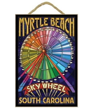 Myrtle Beach, South Carolina - Sky Wheel