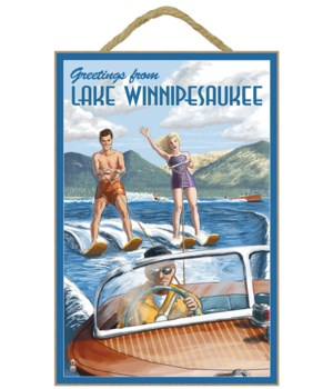 Lake Winnipesaukee, New Hampshire - Wate