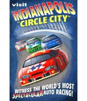 Indiana - Indianapolis Circle City