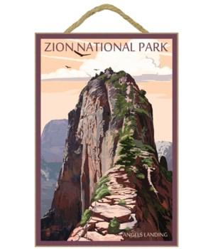 Zion National Park - Angels Landing & Co
