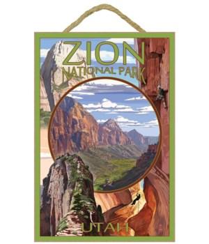 Zion National Park - Montage Views - Lan
