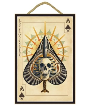 Las Vegas, Nevada - Ace of Spades - Lant