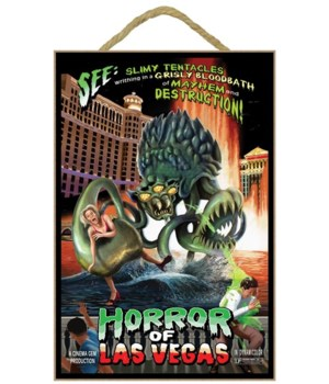 Las Vegas, Nevada - Horror of Las Vegas