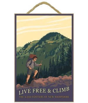 Live Free and Climb, New Hampshire - Hik