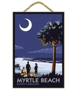 Myrtle Beach, South Carolina - Palmetto