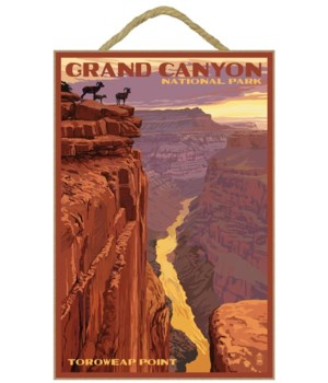 Grand Canyon National Park - Toroweap Po
