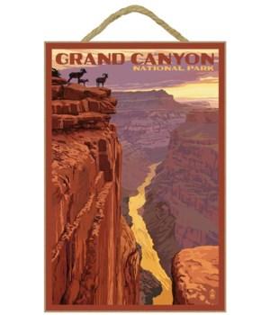 Grand Canyon National Park - Bighorn She