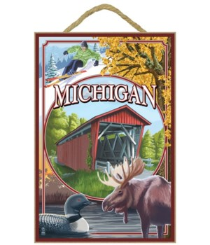 Michigan - Michigan Scene Montage - Lant
