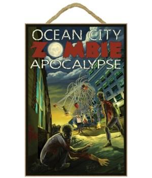 Ocean City, New Jersey - Zombie Apocalyp