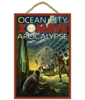 Ocean City, Maryland - Zombie Apocalypse