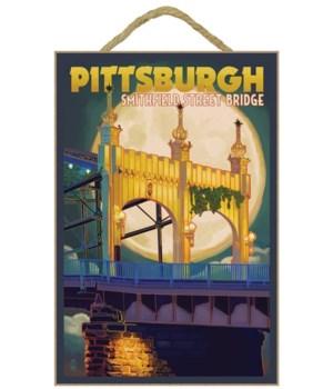 Pittsburgh, Pennsylvania - Smithfield St