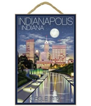 Indianapolis, Indiana - Indianapolis at