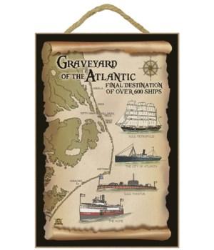 Graveyard of the Atlantic - Shipwrecks -