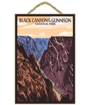 Black Canyon of the Gunnison National Pa