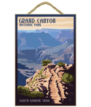 South Kaibab Trail - Grand Canyon Nation