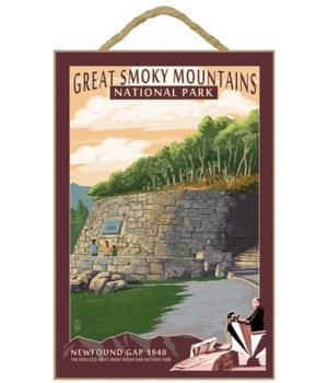 Newfound Gap - Great Smoky Mountains Nat