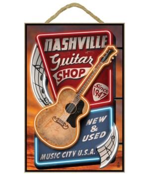 Acoustic Guitar Music Shop - Nashville,
