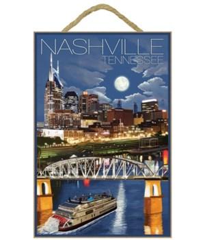 Nashville at Night - Nashville, Tennesse