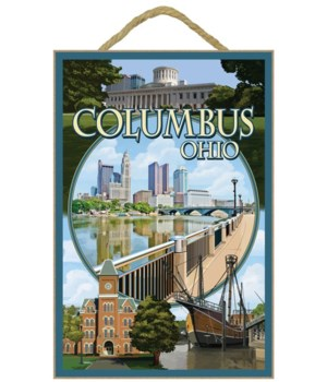 Columbus, Ohio - Montage Scenes - Lanter