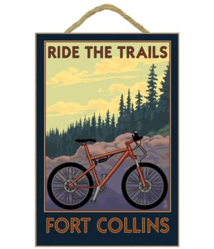 Fort Collins, Colorado - Ride the Trails